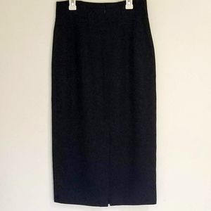 Talbots long pencil skirt